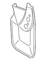 Mudguard Rear Body R