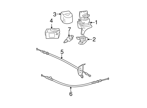 Toyota 23020-28010 Fuel Injection Pressure Regulator