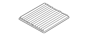 Cabin Air Filter - Mazda (LC74-61-P11)