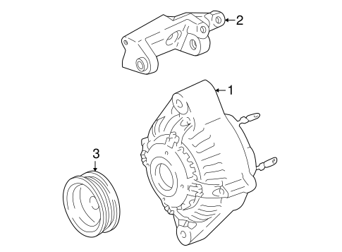 alternator for 1998 toyota ta a curry toyota of connecticut 1995 Toyota Tacoma Parts Diagram alternator for 1998 toyota ta a 1