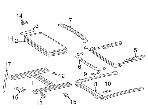 Rail Assembly Bracket