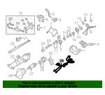 Steering Column Wiring Harness on gm tilt column wiring, gm tilt column diagram, gm speaker wiring harness, ididit wiring harness, gm wiring harness connectors, gm tilt steering diagram, gm engine wiring harness, gm powertrain control module wiring harness, gm signal switch wiring,