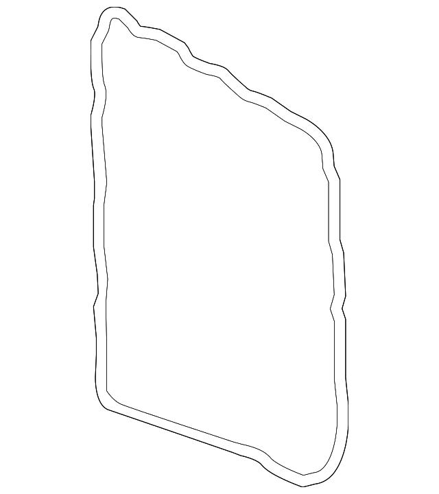 2011-2018 Hyundai Side Cover Gasket 45283-3B810