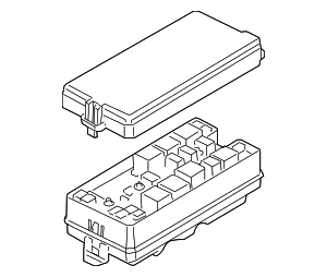additional car fuse box with Ford Fuse Box 7r3z14a068e on Cooling System in addition ELECTRICAL EQUIPMENT AND INSTRUMENTS 29277 besides Ford Fuse Box 7r3z14a068e in addition 2004 Acura Tl Charging System Circuit additionally Electrical equipment and instruments 25942 epc subgroups id 553483.