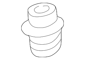 Oil Filter Connector - GM (24575062)