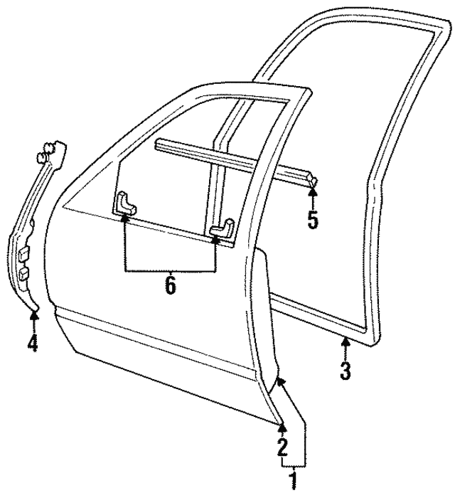 95 Cadillac Deville Belt Diagram