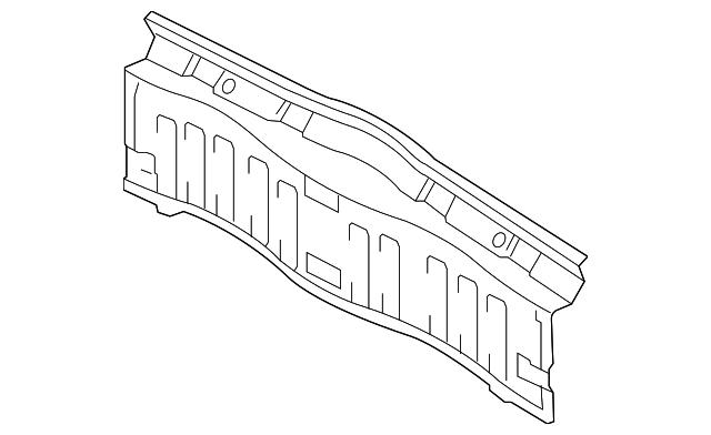 rear end panel