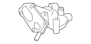 Thermostat Housing - Nissan (11061-EZ30A)