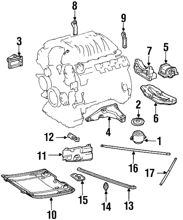 Mercedes Benz 112 Engine Diagram
