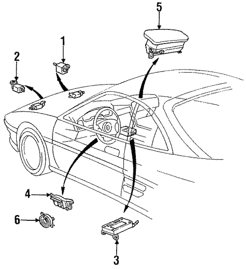 Engine Diagram 1994 Toyota Mr 2 Toyota Pickup Wiring Harness Wiring