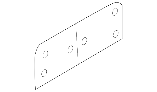 Module Front Cover - Nissan (295B8-3NA0A)