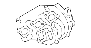 Turbocharger - Nissan (14411-JF40A)