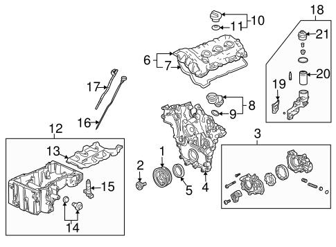 engine parts for 2005 cadillac srx  base