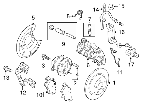 rear brakes for 2016 ford transit connect #0