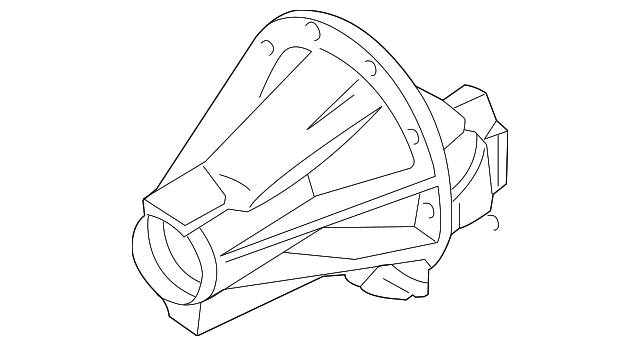 2001 Nissan Xterra Carrier 38301 K4410