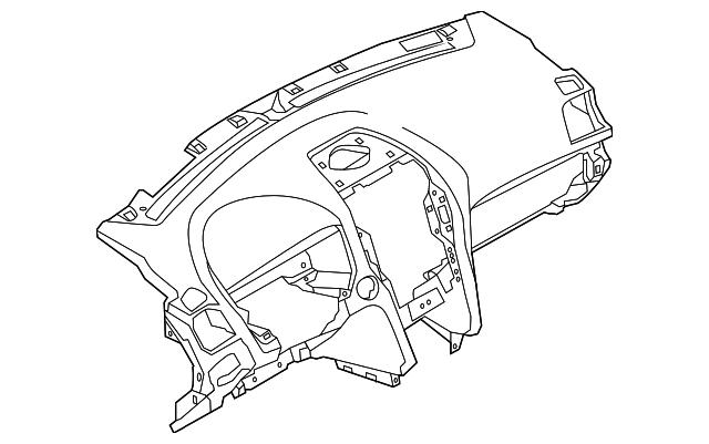 Fuse Panel Diagram 2000 Ford Explorer