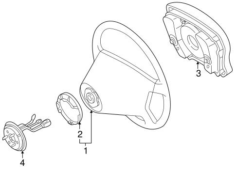 Steering Wheel And Trim Scat