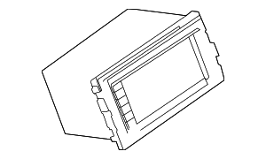 Display System - Nissan (25915-ZT56A)