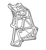 Alternator Support Bracket