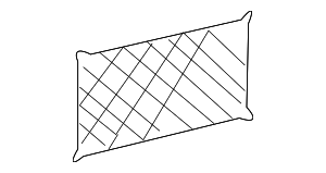 Cargo Net - Mercedes-Benz (210-814-00-07-7L20)