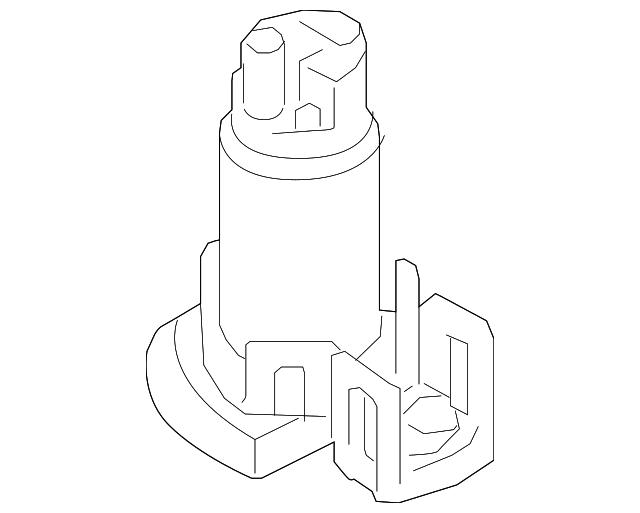 2015 2018 Subaru Fuel Pump 42022al00a