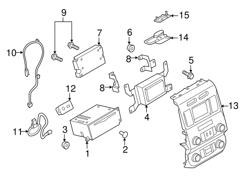 Sound System For 2019 Ford F 250 Super Duty