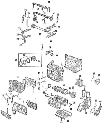 Porsche Boxster Engine Diagram: Gaudin Porsche Parts