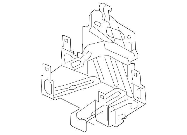 lower cover bracket