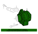Alternator - Toyota (27060-21151)
