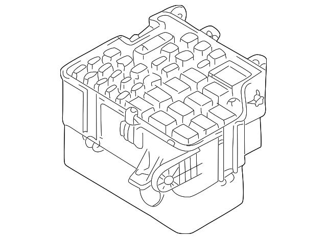 Santa Fe Suv Fuse Box