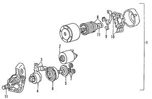 Genuine Hyundai 27440-37200 Spark Plug Cable Assembly