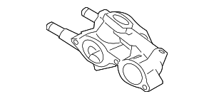 Thermostat Housing - Mitsubishi (1305A182)