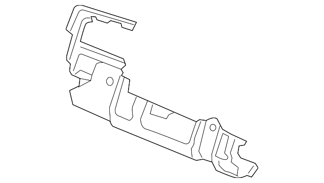Bracket B, Harness (Left-hand)