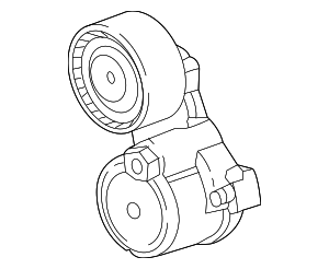 Belt Tensioner - GM (55570067)