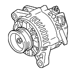 Alternator - Toyota (27060-0P350)