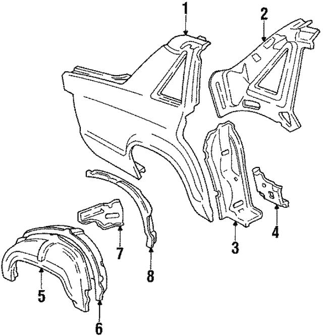 ford ltd wiring diagram database 1993 Crown Victoria