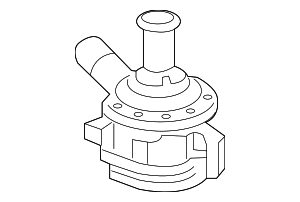 Water Pump - Honda (79961-TRT-003)