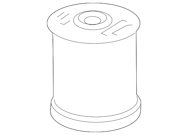 genuine gm fuel filter 23304096