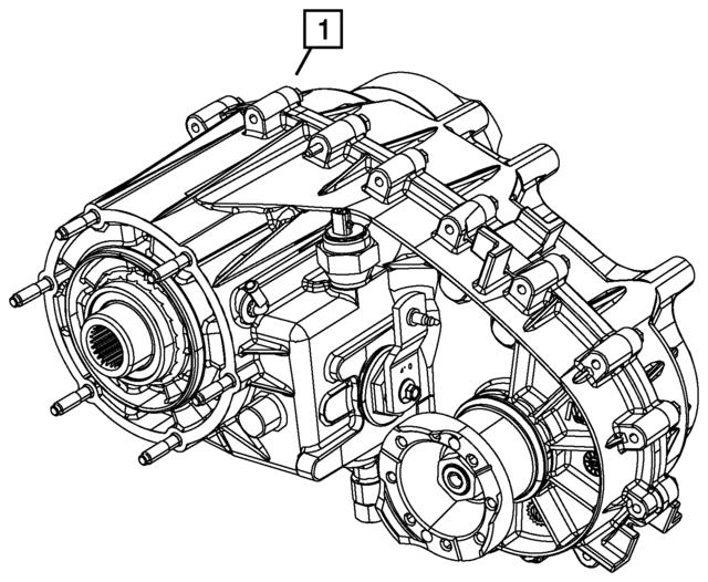Sm465 Diagram