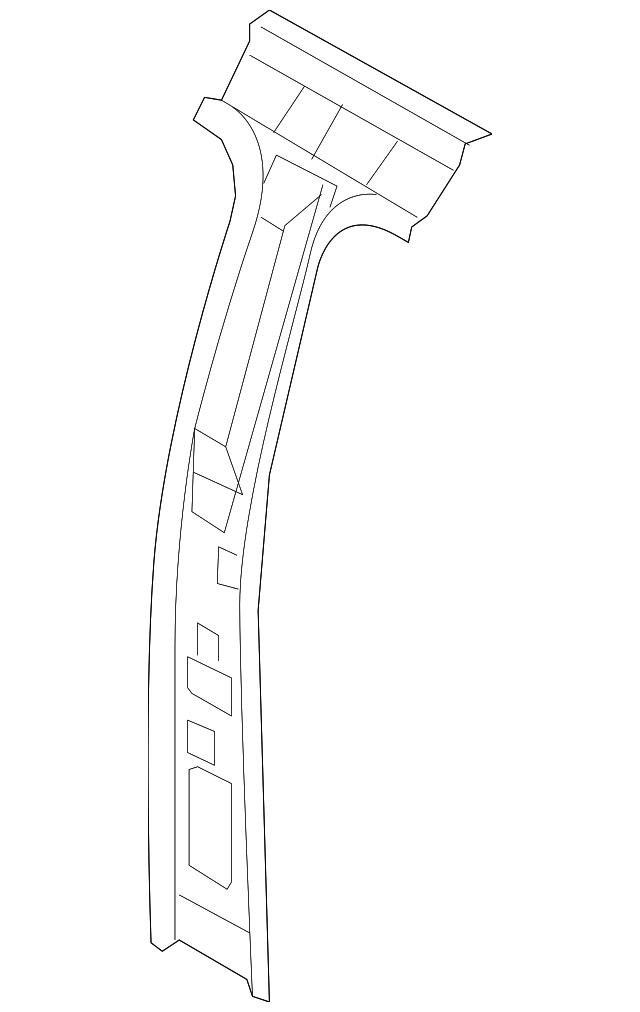 center pillar