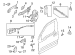 Handle, Outside - Ford (2T1Z-6122404-A)