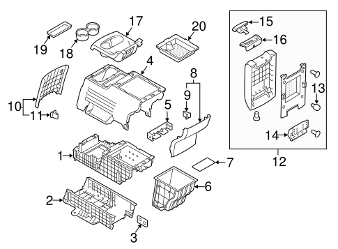 Sel Small Engine Diagram as well Interior Fuse Box Location 2013 2014 Ford Fusion in addition Ford Support F1ez17c897c further Ford Front Panel Da8z7404567aa further Electrical  ponents Scat. on 2015 ford flex se