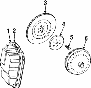 Flywheel Reinforced Plate