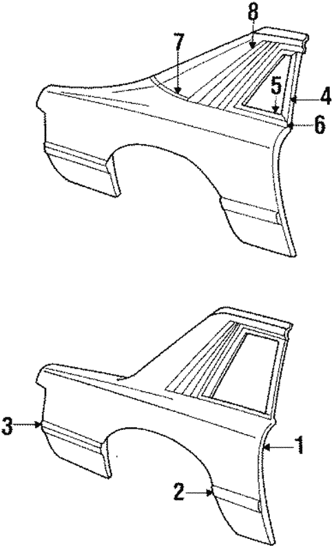 1965 Ford Mustang Drift Car