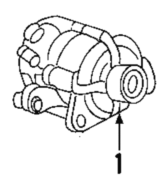 Alternator - Ford (4U2Z-10V346-AARM)
