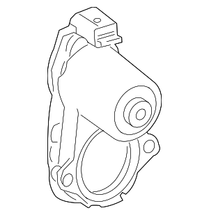 Actuator - Mercedes-Benz (000-906-10-04-64)