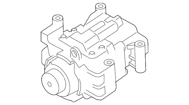pressor mazda cc43 61 450e oem auto partz mazda Mazda 5 2007 Black genuine mazda parts