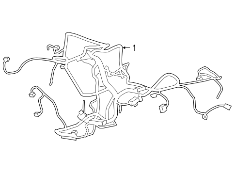2007 Cadillac Escalade Transmission Wire Harness Free Download