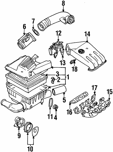 Vw Electrical Schematics