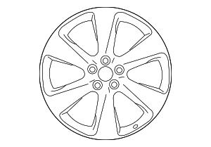 Infiniti Wheel Alloy D0c001a52d